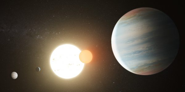 SDSU Astronomers Discover Third Planet in the Kepler-47 Circumbinary System