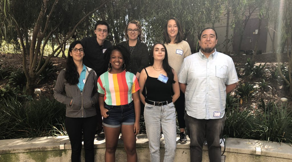 Congratulations to SDSU Cal-Bridge Scholars